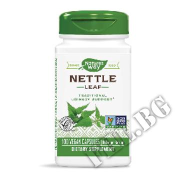 Съдържание » Дозировка » Прием » Как се пие » Коприва (лист)|Nettle » Nature's Way » Билки за потентност