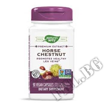 Съдържание » Дозировка » Прием » Как се пие » Кестен див / Horse Chestnut » Nature's Way » Здраве и Тонус