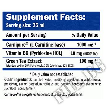 Съдържание » Дозировка » Прием » Как се пие » CarniLine ProActive/L-Carnitine  » AMIX » Течен Л карнитин
