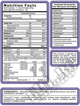 Съдържание » Дозировка » Прием » Как се пие » NECTAR SWEETS - Chocolate Truffle Syntrax » Syntrax »   Суроватъчен изолат