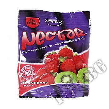 Съдържание » Дозировка » Прием » Как се пие » Доза-Nectar Strawberry Kiwi Syntrax » Syntrax » Протеин на дози