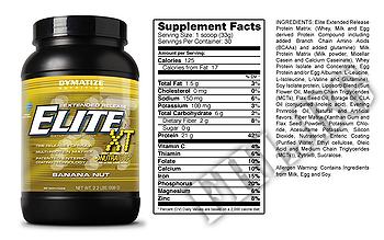Съдържание » Дозировка » Прием » Как се пие »  Elite XT 2lbs » Dymatize  » Протеинова матрица