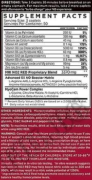 Съдържание » Дозировка » Прием » Как се пие » NO2 Red | MRI Performance » MRI Performance » Азотни бустери